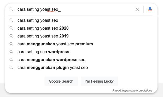 contoh google autocomplete dengan garis bawah