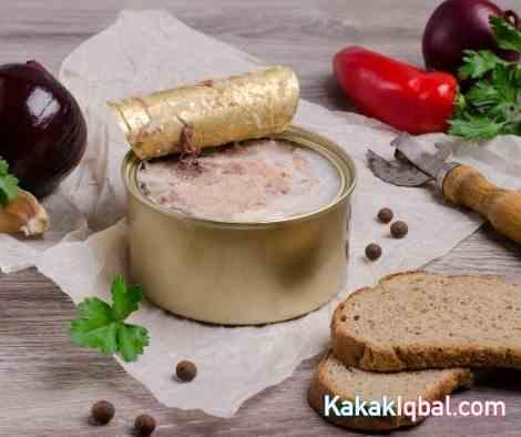 makanan kaleng awet pasteurisasi